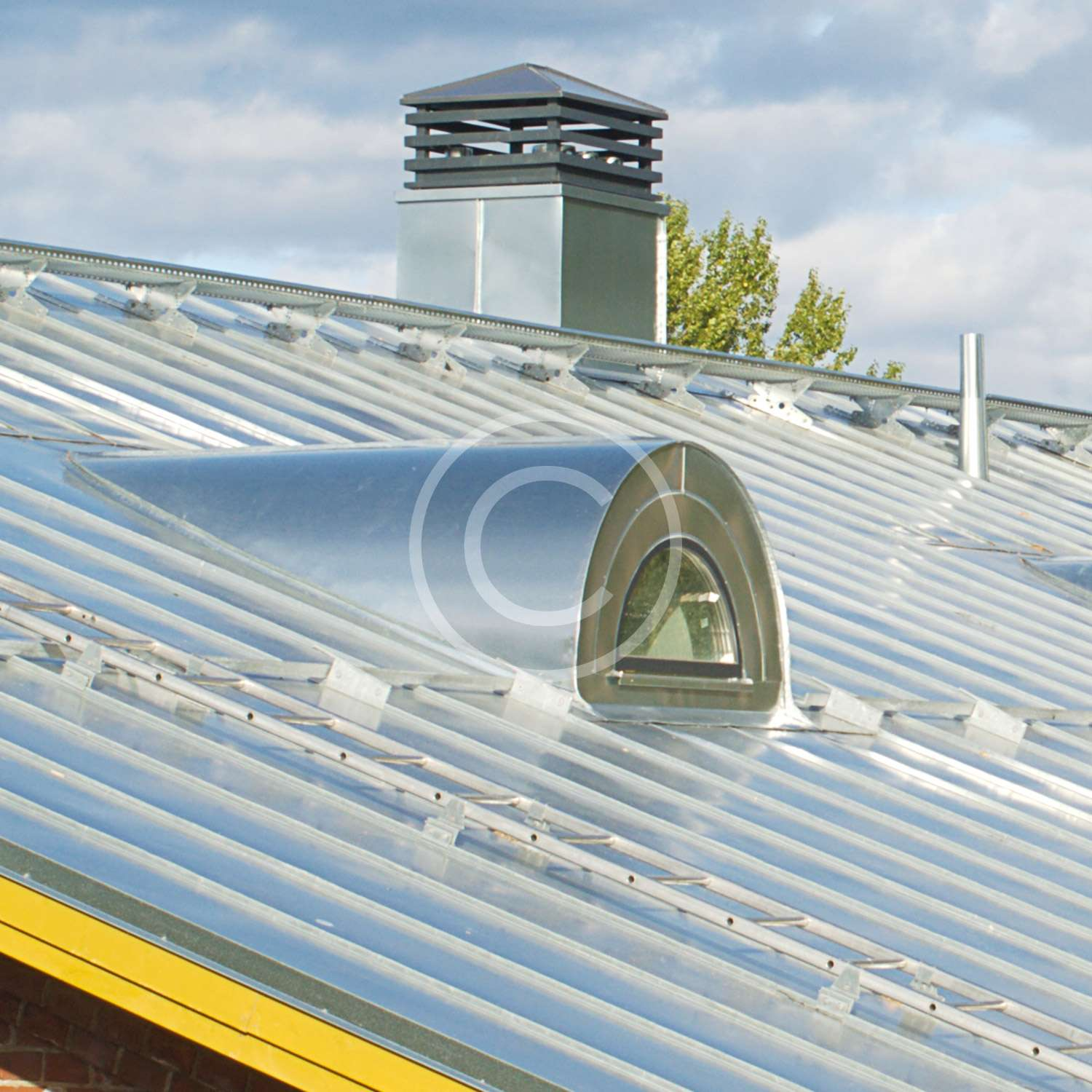 Steel Cladding & Metal Roofing